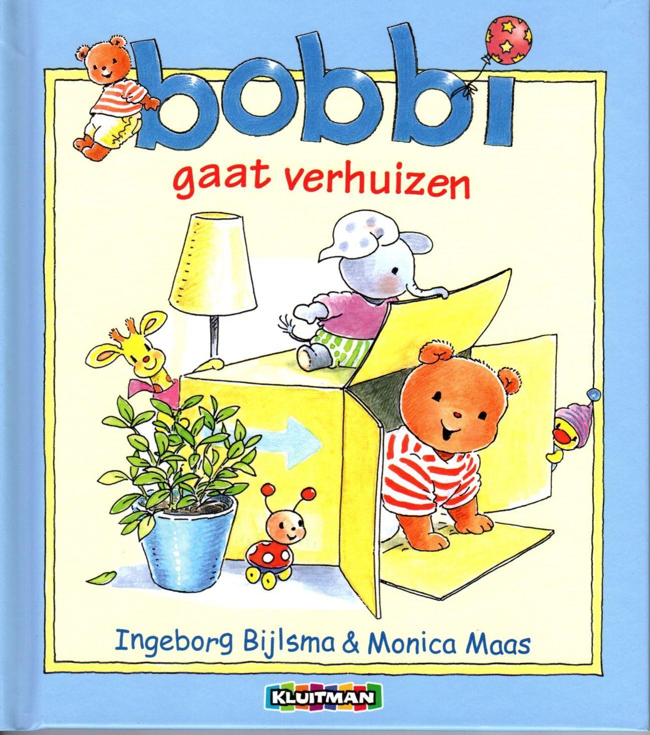 Uitgelezene Bobbi - Ingeborg Bijlsma UW-72